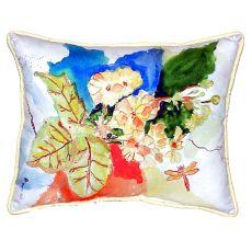 Primrose Extra Large Zippered Pillow 20X24