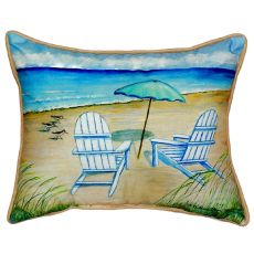 Adirondack Extra Large Zippered Pillow 20x24