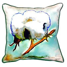 Cottonball Extra Large Zippered Pillow 22X22
