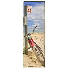 Beach Bike Wall Art