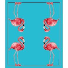 Flamingos Throw