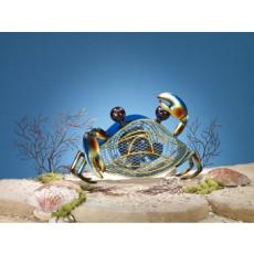 Blue Crab Figurine Fan