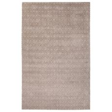 Tribal Pattern Wool And Viscose Baroque Area Rug