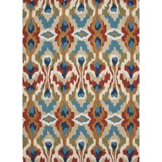 Abstract Pattern Polyester Brio Area Rug
