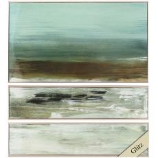 Beach Horizon Framed Art
