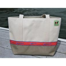 Beth's Cliff Tote Bag