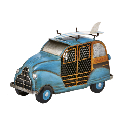 Blue Woody Car Figurine Fan