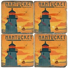 Nantucket Coasters