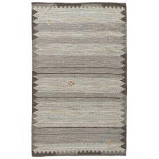 Tribal Pattern Wool And Cotton Carolina Area Rug