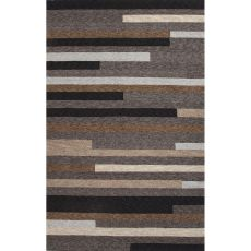 Abstract Pattern Polyester Catalina Area Rug