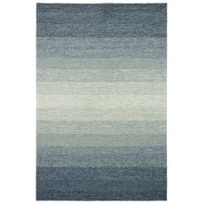 Youth Abstract Pattern Gray/Neutral Polypropylene Area Rug ( 7.6X9.6)