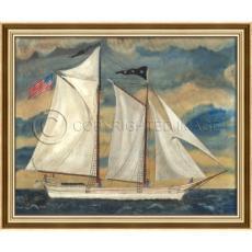 The Chesapeake Bay Framed Art