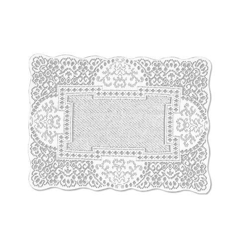 Canterbury Classic 14X19 Placemat, White