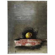Apple I Hand Painted Canvas Wall Art
