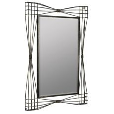 Jessa Beveled Mirror