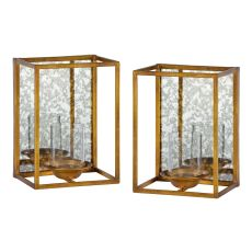 Avery Candle Holders - Set of 2