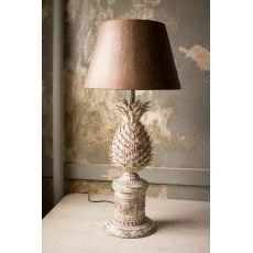 Metal Pineapple Table Lamp