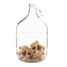 Personalized Wedding Wishes In A Bottle Guest Book