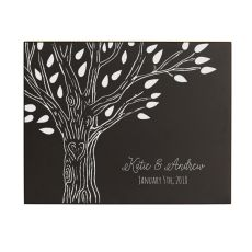 Personalized Family Tree Chalkboard