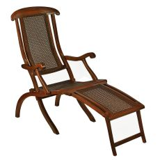 French Line Deck Chair
