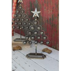 Christmas Bell Trees, Set of 2