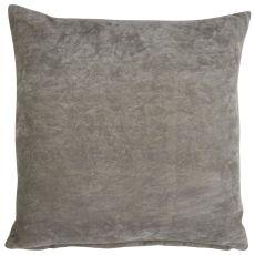 "Modern/Contemporary Pattern Gray/Black Viscose Down Fill Pillow ( 18""X18"")"