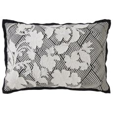 Modern/Contemporary Pattern Polyester Cosmic By Nikki Chu Down Fill Pillow