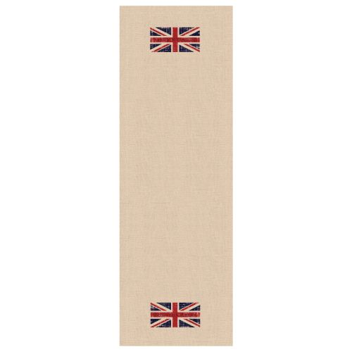 Downton Union Jack 16X48 Table Runner