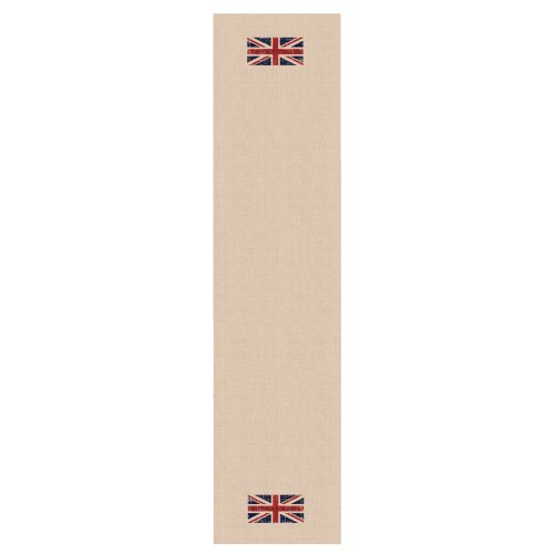 Downton Union Jack 16X60 Table Runner