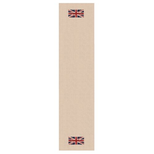 Downton Union Jack 16X72 Table Runner