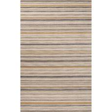 Stripes Pattern Wool Coastal Dunes Area Rug