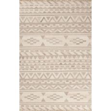 Tribal Pattern Wool Collins Area Rug