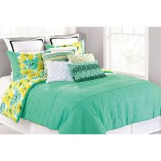 Nanette Lepore Cottage Fresh Full/Queen Size Comforter Set