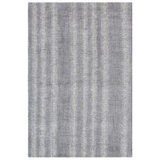 "Liora Manne Cyprus Ombre Stripe Indoor Rug Silver 8'3""X11'6"""