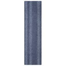 """Liora Manne Cyprus Ombre Stripe Indoor Rug Denim 24""""X7'6"""""""