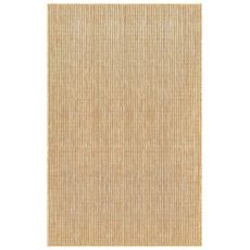 """Liora Manne Carmel Texture Stripe Indoor/Outdoor Rug Sand 7'10""""X9'10"""""""