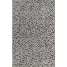 "Liora Manne Carmel Leopard Indoor/Outdoor Rug Grey 39""X59"""