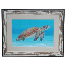 Ocean Sea Turtle 1 Framed Print