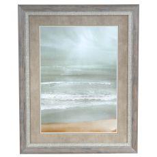 Cloudbreak Framed Print