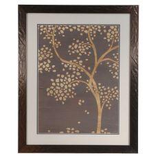 Gilded Bouch 1 Framed Print