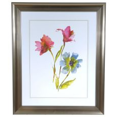 Flower Garden 1 Framed Print