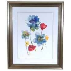 Flower Garden 2 Framed Print