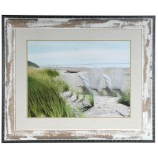 Perfect Spot Framed Print