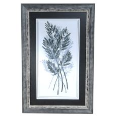 Palm Fresco 1 Framed Print