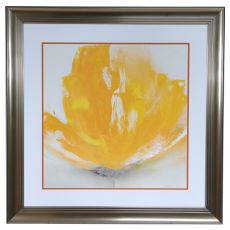 Orange Sherbert 2 Framed Print