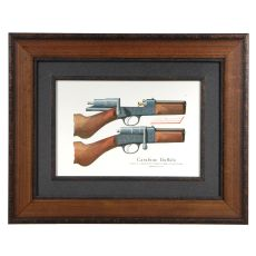 Antique Pistol 1 Framed Print