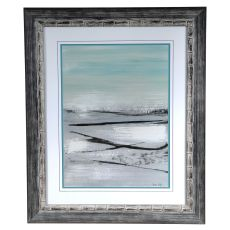 Beach 2 Framed Print