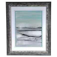 Beach 2 Framed Print