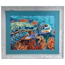 Sea Sweetheart 1 Framed Print