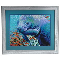 Sea Sweetheart 2 Framed Print